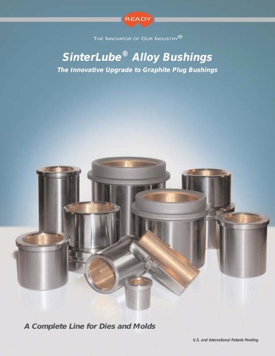 SINTERLUBE Bushings