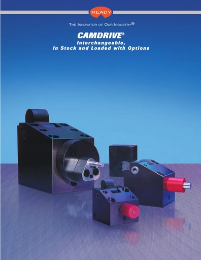 CAMDRIVE Mechanical Cams