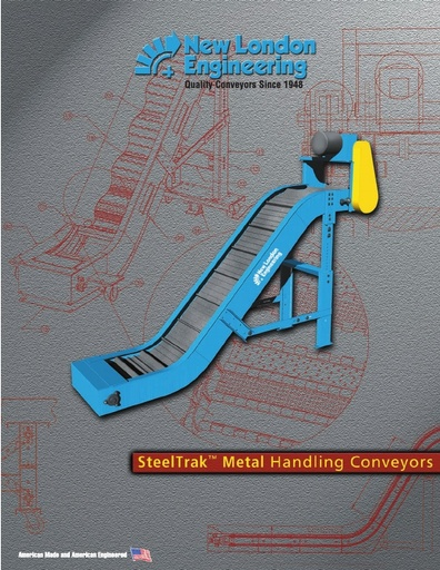 SteelTrak Metal Handling Conveyors