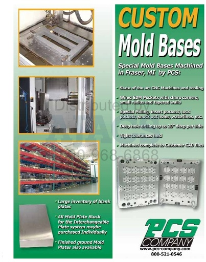 Mold Bases