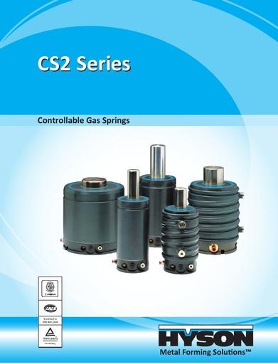 CS2 Controllable Gas Spring