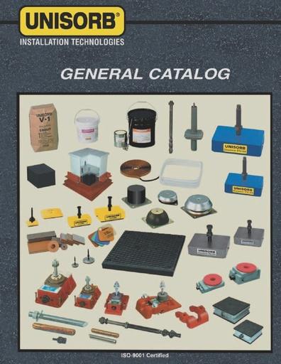 Unisorb Catalog