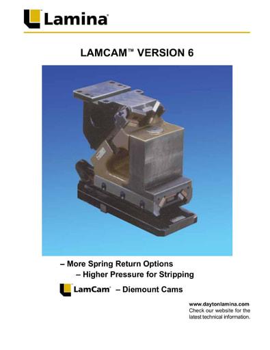 LamCam™ Diemount Cam
