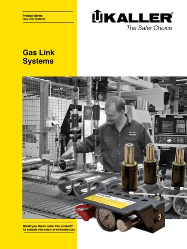 Gas Links Systems