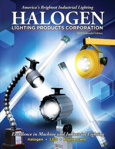 Halogen Lighting Catalog 2019