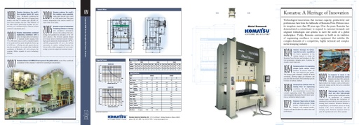 Servo Presses - Straight Side - H2W Series