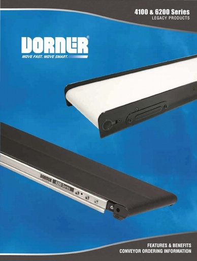 Dorner Legacy 4100 & 6200 Full Spec Rev. K