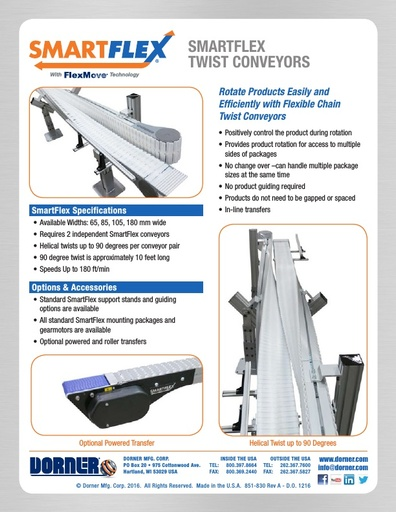 SmartFlex Twist Brochure