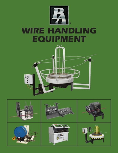 Wire Handling Equipment