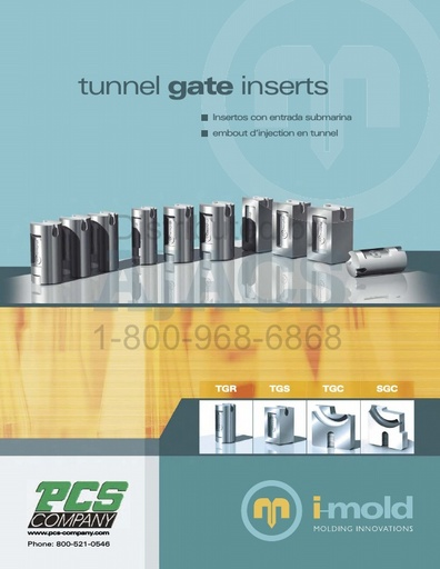 i-mold Cashew Gates