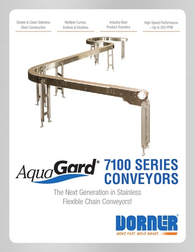 AquaGard 7100 Series Brochure