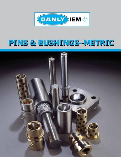 Pins & Bushings (Metric)