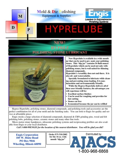 Hyprelube Jar