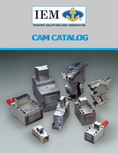 Cam Catalog