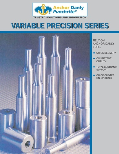 Punchrite Variable Precision Series