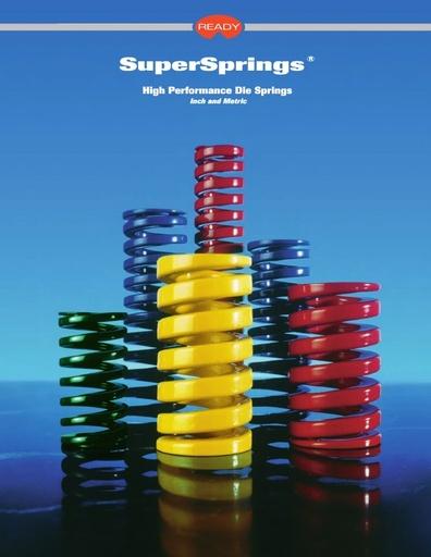 SuperSpring Die Springs