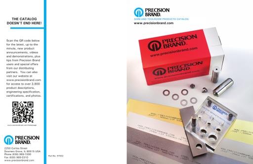 Precision Shim Catalog