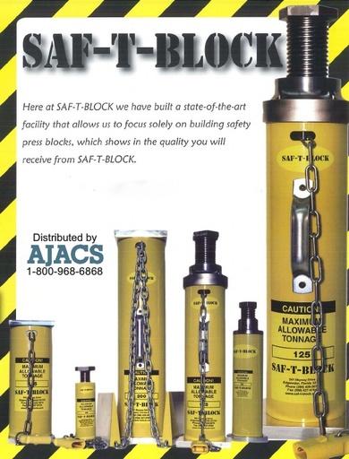 Saf-T-Block Catalog