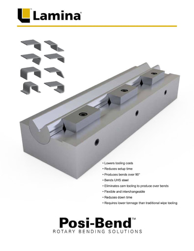 Posi-Bend™ Rotary Bending Solutions