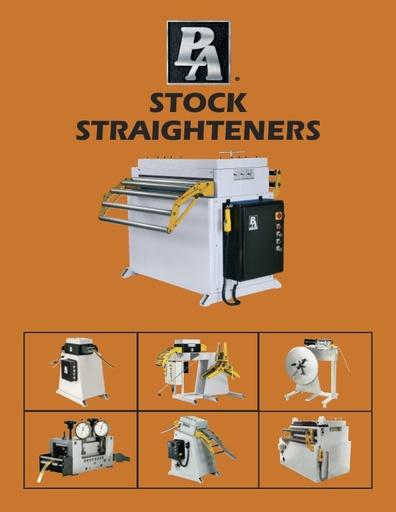 Stock Straighteners
