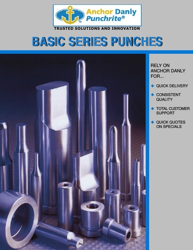 Punchrite Basic Series Punches
